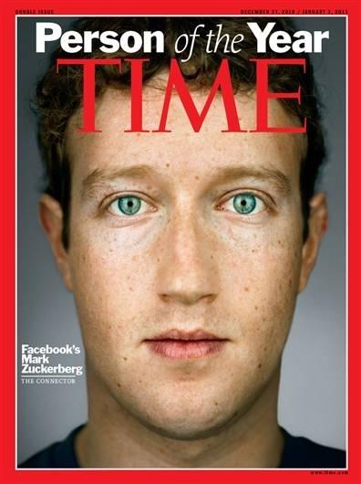 Mark Zuckerberg has gorgeous eyes.