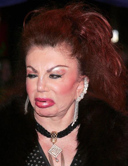 sylvester stallone's mom | blah blah blah...