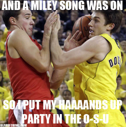 and aaron craft sing miley