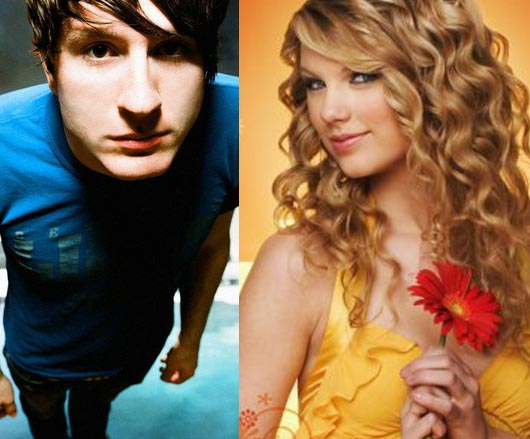 So I Was Wrong Taylor Swift S Enchanted Is About Adam Young And He Responded With A Song For Valentine S Day Awwww Blah Blah Blah