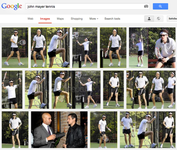 john mayer playing tennis google search